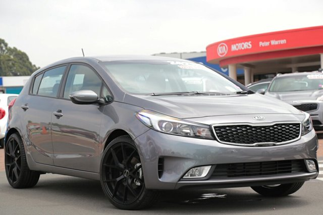 Demonstrator, Demo, Near New Kia Cerato Sport, Southport, 2017 Kia Cerato Sport Hatchback