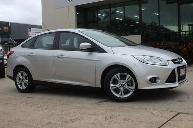 Used Ford Focus Trend PwrShift, Cairns, 2014 Ford Focus Trend PwrShift Sedan