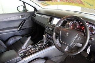 2012 Peugeot 508 Allure 1.6T Sedan.