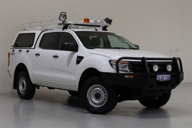 Used Ford Ranger XL 3.2 (4x4), Bentley, 2011 Ford Ranger XL 3.2 (4x4) Dual Cab Utility