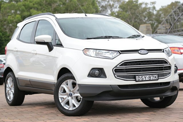 Used Ford Ecosport Trend PwrShift, Southport, 2017 Ford Ecosport Trend PwrShift SUV