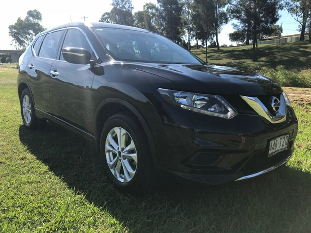 Discounted Used Nissan X-Trail ST (FWD), 2014 Nissan X-Trail ST (FWD) Wagon