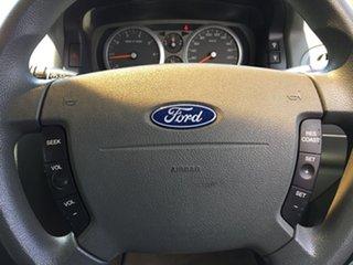 2006 Ford Territory TS Wagon.