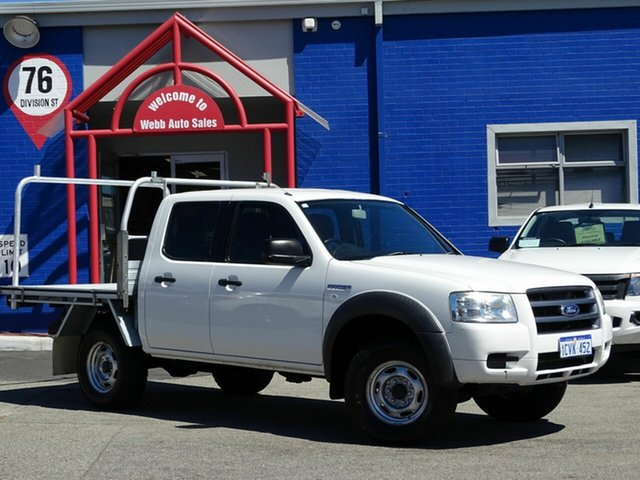 Discounted Used Ford Ranger XL Crew Cab Hi-Rider, Welshpool, 2008 Ford Ranger XL Crew Cab Hi-Rider Utility