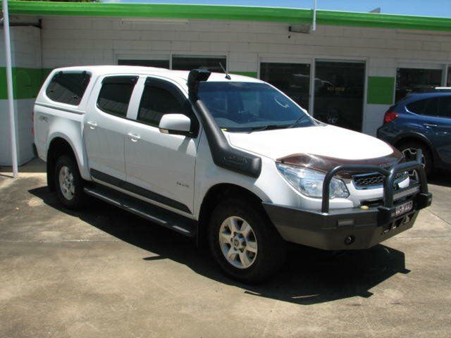 Used Holden Colorado 4x4 DUAL CAB, Casino, 2012 Holden Colorado 4x4 DUAL CAB Dual Cab