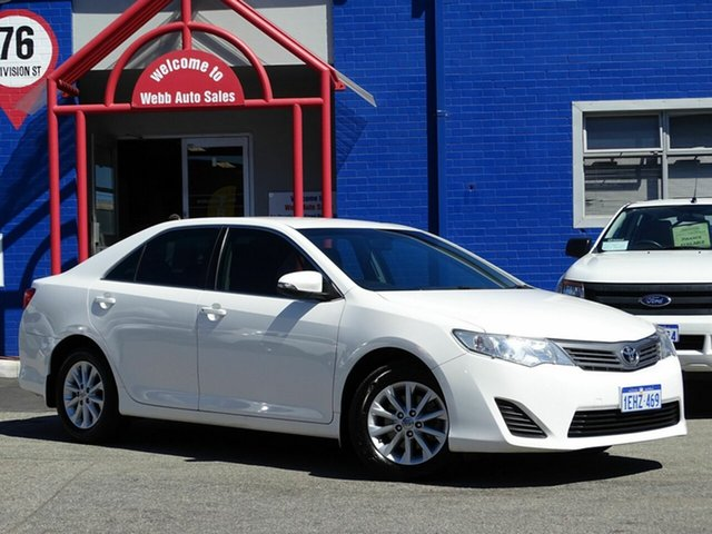 Discounted Used Toyota Camry Altise, Welshpool, 2013 Toyota Camry Altise Sedan