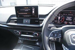 2017 Audi Q5 TDI S tronic quattro ultra S line black Wagon.