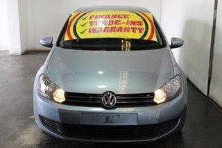 2009 Volkswagen Golf 118 TSI Comfortline Hatchback.
