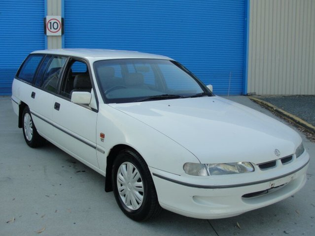 Used Holden Commodore Acclaim, Ashmore, 1995 Holden Commodore Acclaim Wagon
