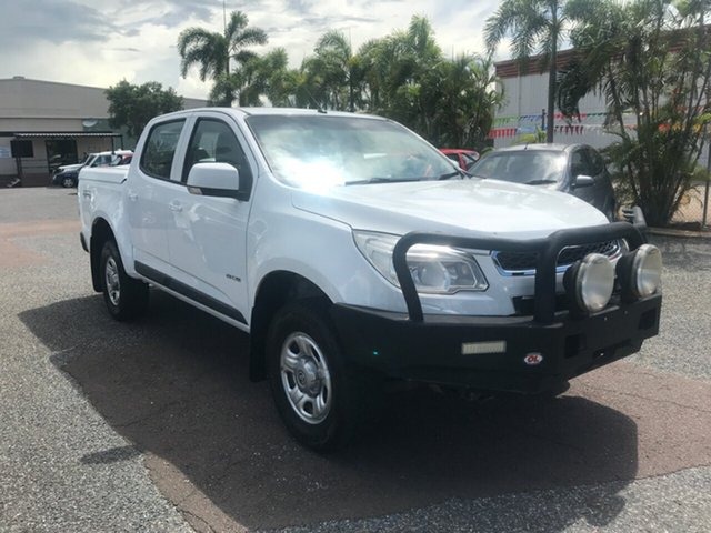 Used Holden Colorado LX, Winnellie, 2014 Holden Colorado LX Dual Cab