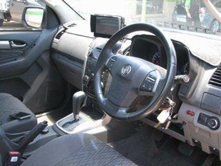 2012 Holden Colorado 4x4 DUAL CAB Dual Cab.