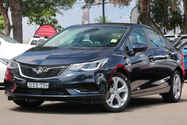 Demonstrator, Demo, Near New Holden Astra LT, Brookvale, 2017 Holden Astra LT Sedan