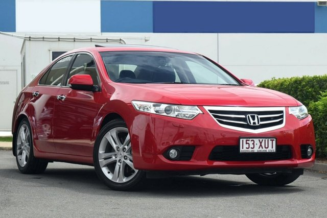 Used Honda Accord Euro Luxury Navi, Toowong, 2012 Honda Accord Euro Luxury Navi Sedan