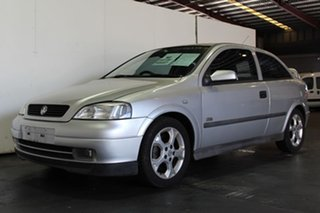 2003 Holden Astra SRi Hatchback.
