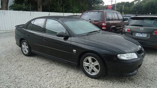 2001 Holden Commodore S Sedan.