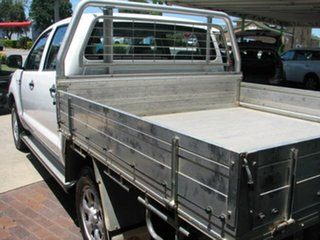 2010 Toyota Hilux TRAYBACK Dual Cab.