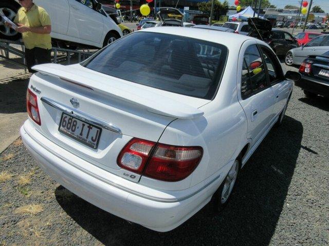 Used Nissan Pulsar Q, Moorooka, 2001 Nissan Pulsar Q N16 Sedan