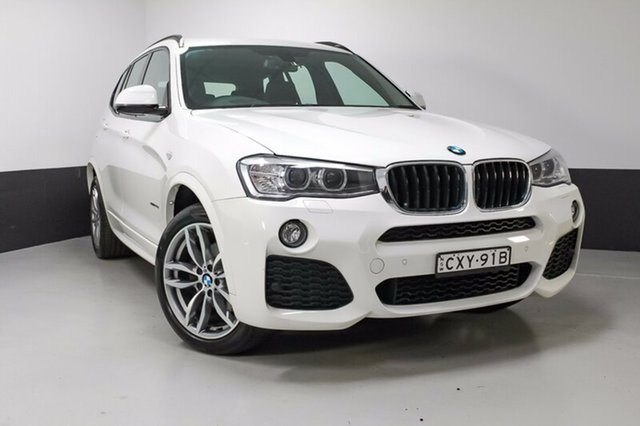 Used BMW X3 xDrive20d Steptronic, Rutherford, 2015 BMW X3 xDrive20d Steptronic Wagon