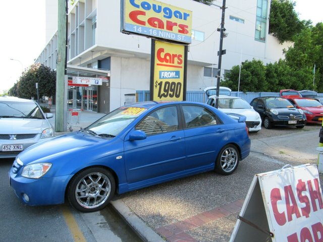 Used Kia Cerato, Southport, 2005 Kia Cerato Sedan
