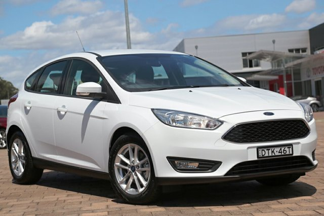 Discounted Demonstrator, Demo, Near New Ford Focus Trend, Warwick Farm, 2017 Ford Focus Trend Hatchback