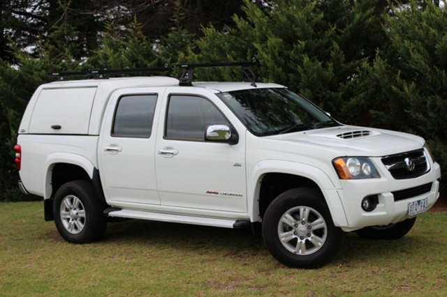 Used Holden Colorado LT-R (4x4), Officer, 2009 Holden Colorado LT-R (4x4) Crew Cab Pickup