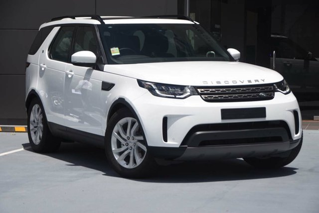 New Land Rover Discovery SD4 SE, Springwood, 2017 Land Rover Discovery SD4 SE Wagon