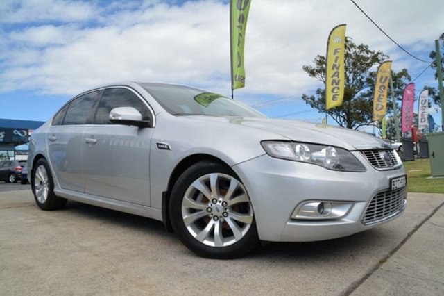 Used Ford Falcon G6E, Mulgrave, 2008 Ford Falcon G6E Sedan