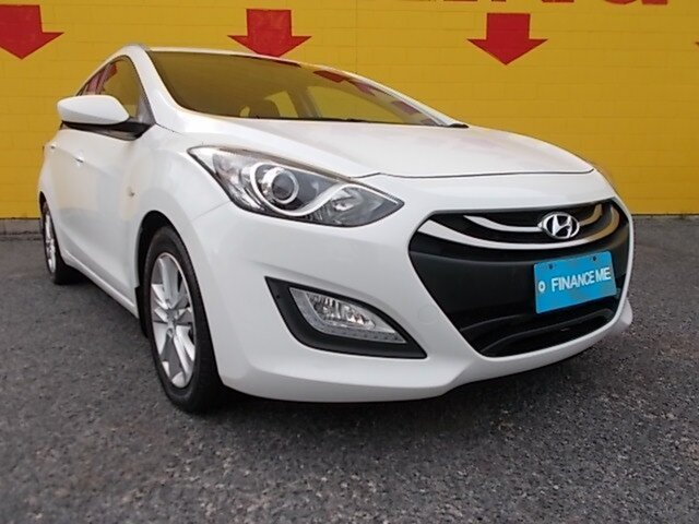 Discounted Used Hyundai i30 Active Tourer, Winnellie, 2014 Hyundai i30 Active Tourer Wagon