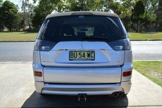 2008 Mitsubishi Outlander VR Wagon.