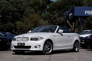 2013 BMW 118d Steptronic Convertible.