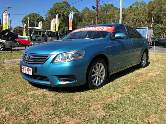 Used Toyota Aurion AT-X, Clontarf, 2009 Toyota Aurion AT-X Sedan