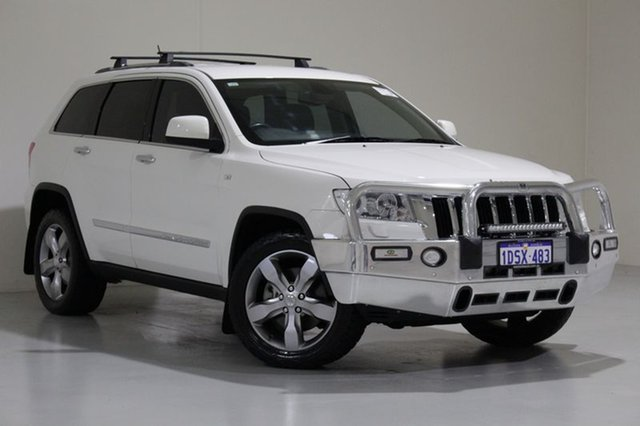 Used Jeep Grand Cherokee Limited (4x4), Bentley, 2011 Jeep Grand Cherokee Limited (4x4) Wagon