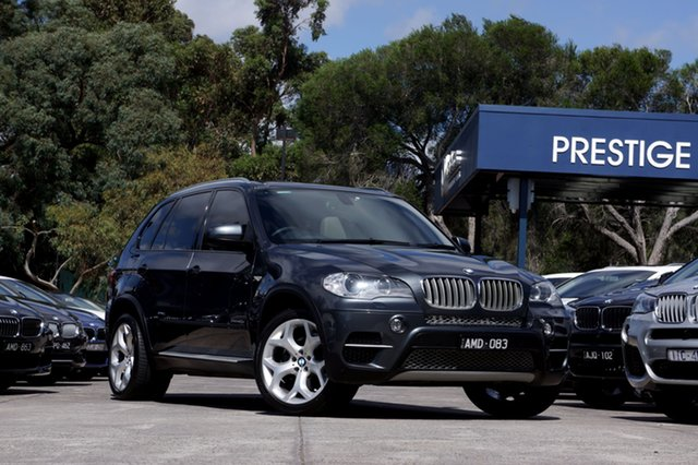 Used BMW X5 xDrive40d Steptronic Sport, Balwyn, 2012 BMW X5 xDrive40d Steptronic Sport Wagon