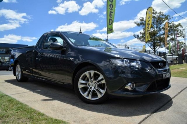 Used Ford Falcon XR6, Mulgrave, 2010 Ford Falcon XR6 Utility