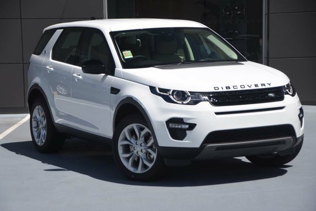 New Land Rover Discovery Sport SD4 HSE, Southport, 2017 Land Rover Discovery Sport SD4 HSE Wagon
