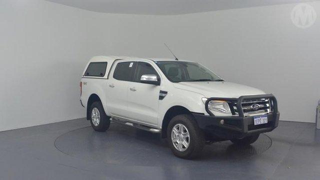 Used Ford Ranger XLT 3.2 (4x4), Altona North, 2014 Ford Ranger XLT 3.2 (4x4) Dual Cab Utility