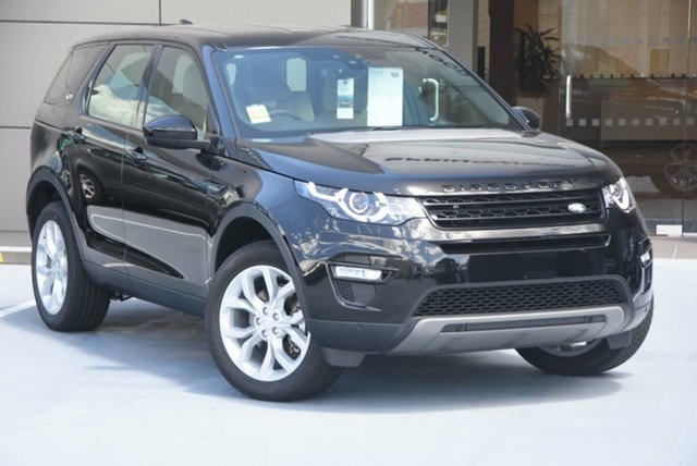 New Land Rover Discovery Sport TD4 132kW HSE, Springwood, 2017 Land Rover Discovery Sport TD4 132kW HSE Wagon
