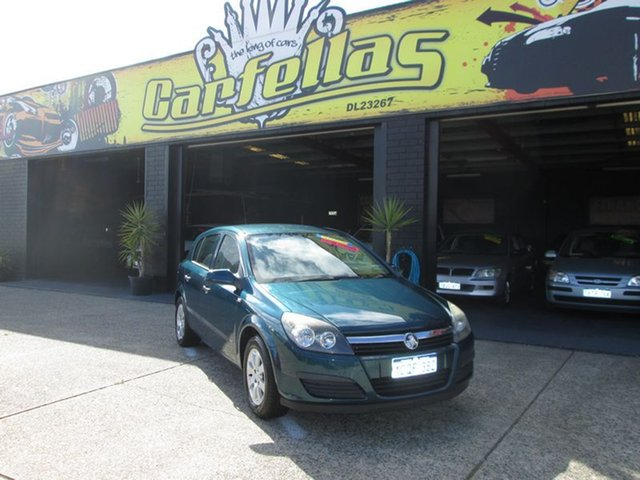 Used Holden Astra, O'Connor, 2007 Holden Astra Hatchback