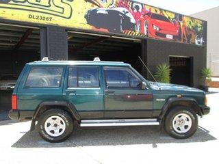 1999 Jeep Cherokee Sport Wagon.