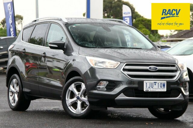 Used Ford Escape Trend PwrShift AWD, Hoppers Crossing, 2017 Ford Escape Trend PwrShift AWD Wagon