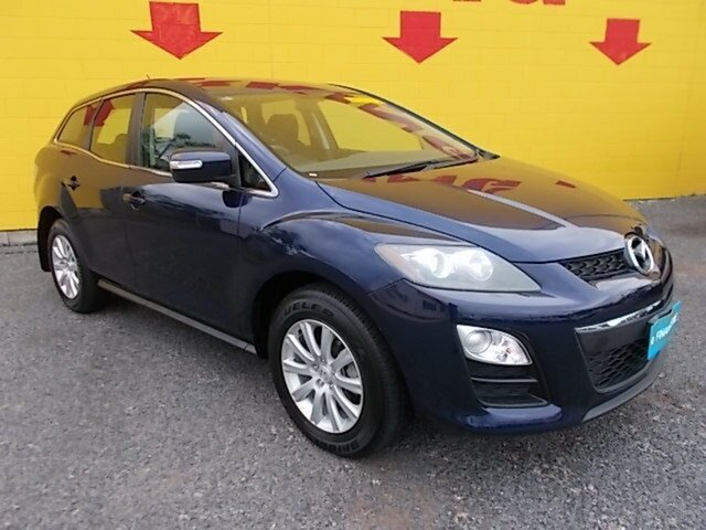 Discounted Used Mazda CX-7 Classic Activematic Sports, Winnellie, 2011 Mazda CX-7 Classic Activematic Sports Wagon
