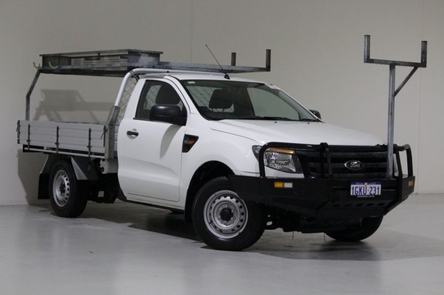 Used Ford Ranger XL 2.2 (4x2), Bentley, 2014 Ford Ranger XL 2.2 (4x2) Cab Chassis