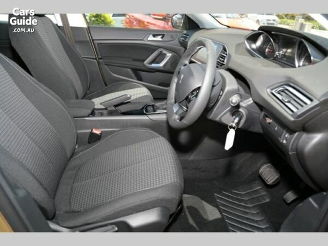 Demonstrator, Demo, Near New Peugeot 308 Active, Nambour, 2017 Peugeot 308 Active T9 Update Hatchback