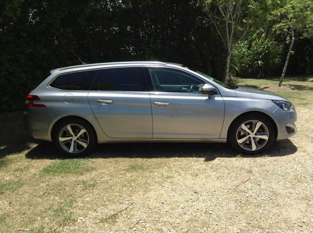 Used Peugeot 308 Allure Touring, Nambour, 2014 Peugeot 308 Allure Touring T9 Wagon