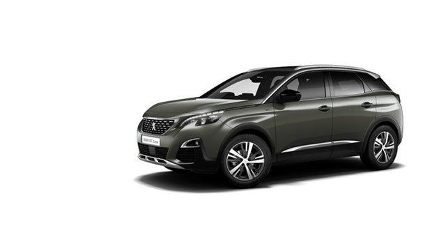 New Peugeot 3008 GT Line SUV, Nambour, 2017 Peugeot 3008 GT Line SUV P84 MY18 Hatchback