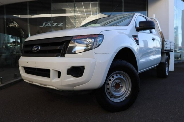 Used Ford Ranger XL Super Cab 4x2 Hi-Rider, Hoppers Crossing, 2013 Ford Ranger XL Super Cab 4x2 Hi-Rider Cab Chassis