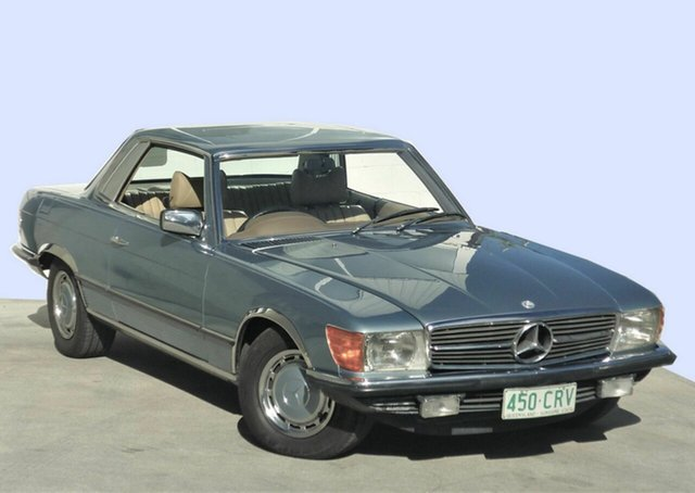 Used Mercedes-Benz 450SLC, Moorooka, 1978 Mercedes-Benz 450SLC Coupe