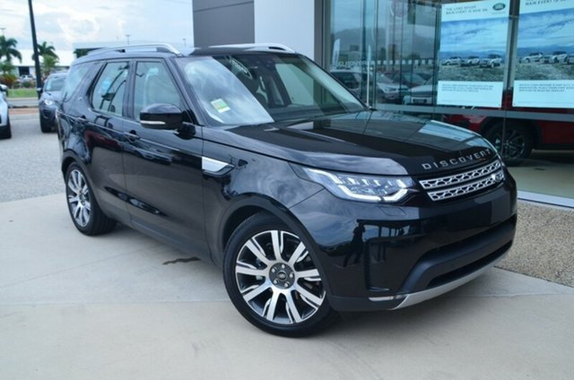 New Land Rover Discovery HSE, Townsville, 2017 Land Rover Discovery HSE Wagon