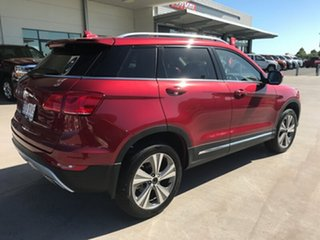 2017 Haval H6 Lux DCT Wagon.
