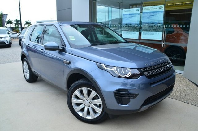 New Land Rover Discovery Sport SE, Townsville, 2017 Land Rover Discovery Sport SE Wagon